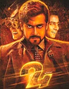 24 Movie Review