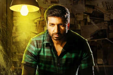 First look of Gopichand's Pantham is Here