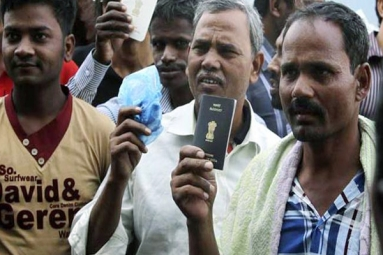 Indian Govt. to Provide Return Tickets to Stranded Indians in Saudi