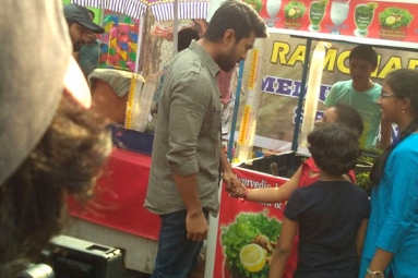 Ram Charan Donates Rs 30 Lakhs For Kids