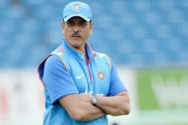 Ravi Shastri applied for India's head coach!