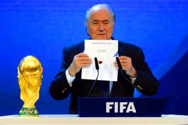 Asian Football Confederation supports Blatter and opposes delay },{Asian Football Confederation supports Blatter and opposes delay