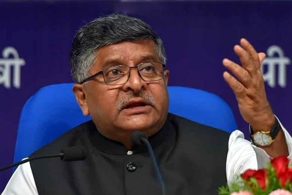 Foreign Policy a Serious Issue, Not Determined By Tweeting:Ravi Shankar Prasad To Rahul Gandhi