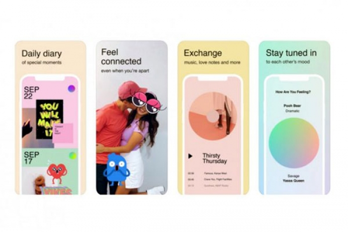 "Facebook launched ""Tuned"", a dedicated app for couples"